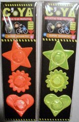 C-YA™ Reflective Fun Shapes for Kids