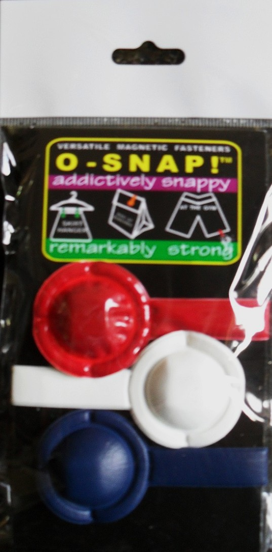 O-SNAPs™ Magnetic Fasteners