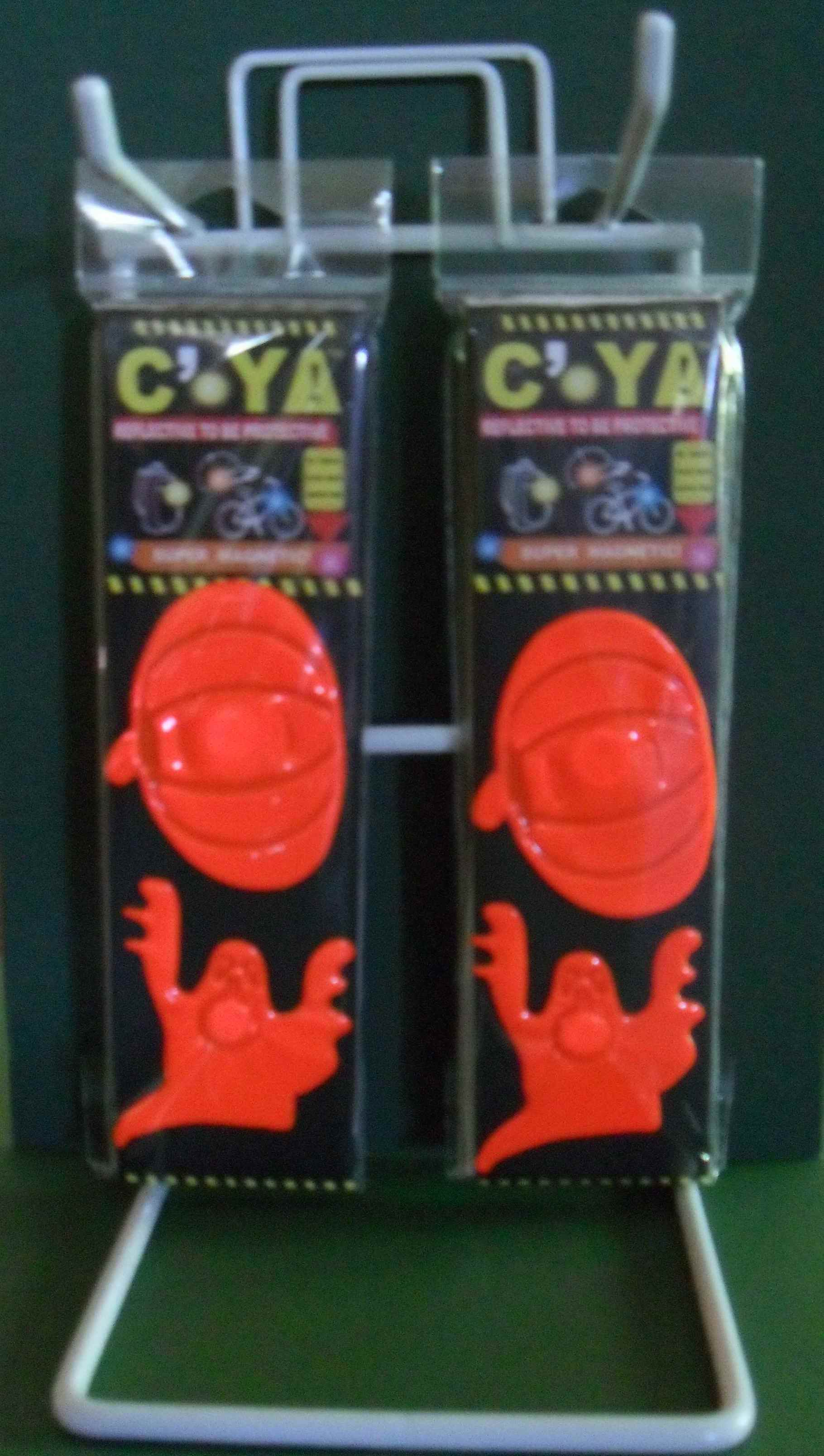 C'YA™ Reflective Halloween Packet